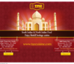 Responsive Website for Indian cuisine