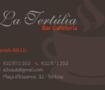 Cardvist caffe
