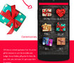 Gifts Application mobile