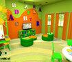 مشروع تصميم غرفة ألعاب للأطفال