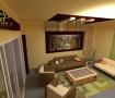 2 - مشروع تصميم غرفة معيشة