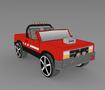 عوض أبو شفة ملك التوصيل -  Mobile 3D Driving Game