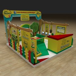 Nido +1 Booth