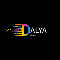تصميم شعار احترافي لصالح شركة دليا للطباعة