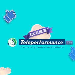 teleperformance social media