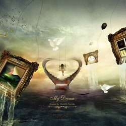 Manipulation Collection Art Work