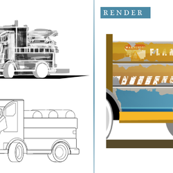 Flammable cargo
