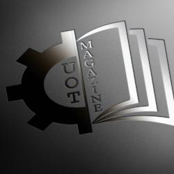 تصميم شعار مجلة الجامعة التكنولوجية