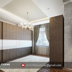 Bedroom, Obour, Egypt