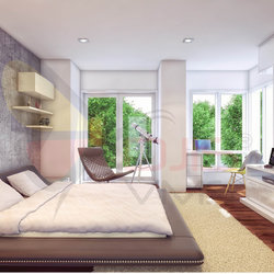 1 - Architectural Interior Visualization