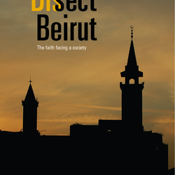 Dissect Beirut Poster