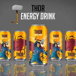 Thor Energy Drink