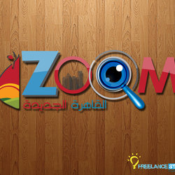 Zoom In New Cairo Magazine Logo