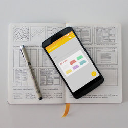 Noter - Mobile App Design