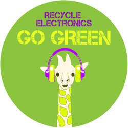 Go Green Illlustrations