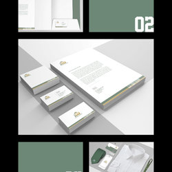 IDD Design Logo & Stationary