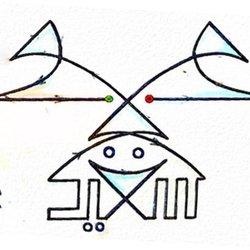 خط عربي متصل بدون رفع القلم