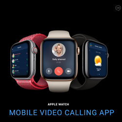 Apple Watch, Calling App