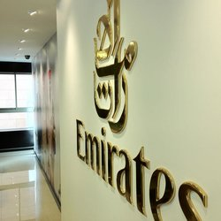 Emirates Airline head office - Jordan