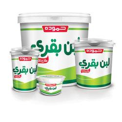 Hummudeh laban new package design