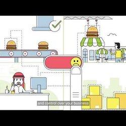 حلول فودكس للمطاعم || Foodics Restaurant Solutions