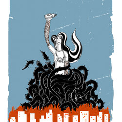 Graffiti Girl Power Vol. I & Vol. II