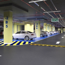 AF-hospital-underground-parking