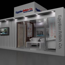 3D Booth 1