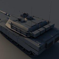 modeling tank