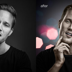 professional photo retouching