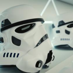 3D Starwars Stormtroopers Helmets