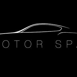 Motor Spa Branding