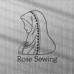 شعار Rose Sewing