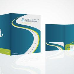 Ahlia Insurance Palestine Folder