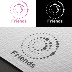 """Logo for ""Friends company"