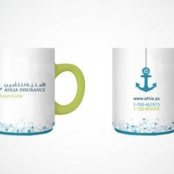Ahlia Insurance Palestine Mug