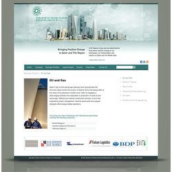 Al Neama Holding Group Website - Qatar