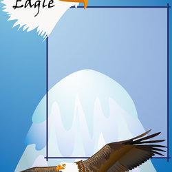 تصميم صفحة لمجلة أطفال