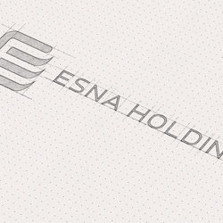 Esna Holding Logo & Corporate Identity Development 2