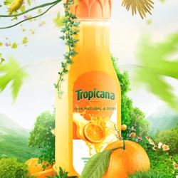Tropicana Fruits
