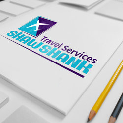ShawShanK Travel Services | Logo Design