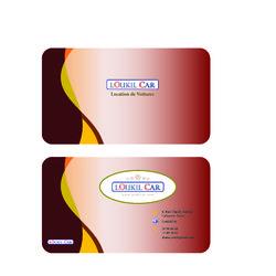 كرت عمل - Business card