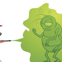 رش مبيدات | ظواهر الخليج