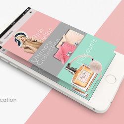 E-Store for Trendy Girls