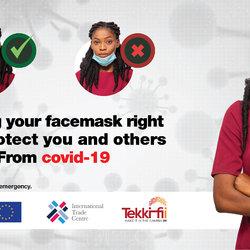 Covid-19 Awareness Billboards