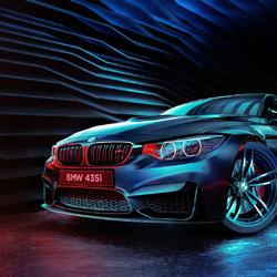 BMW CGI 3D CONCEPT