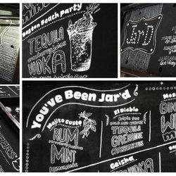 Jar'd Chalk Illustrations