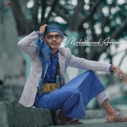 من افضل المصوين في اليمن الاحترافي محمد الصنعاني