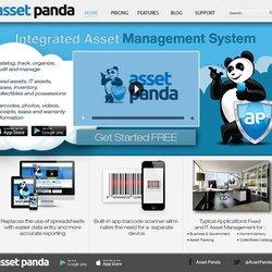 Asset Panda layout