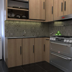 Kitchen Design For Scope Interior